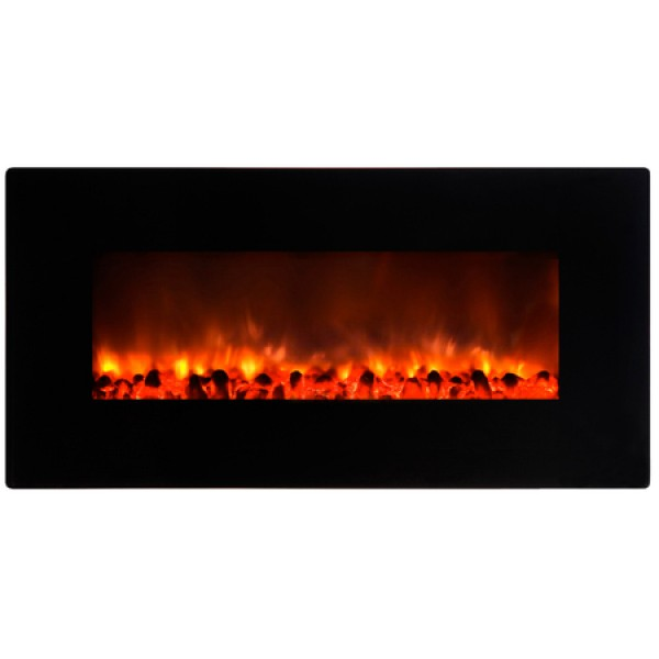 Carbonite Wall Mount Fireplace