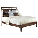 Carlton Contemporary Bed
