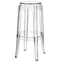 caroline clear bar stool