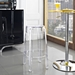 Caroline Modern Acrylic Counter Stool
