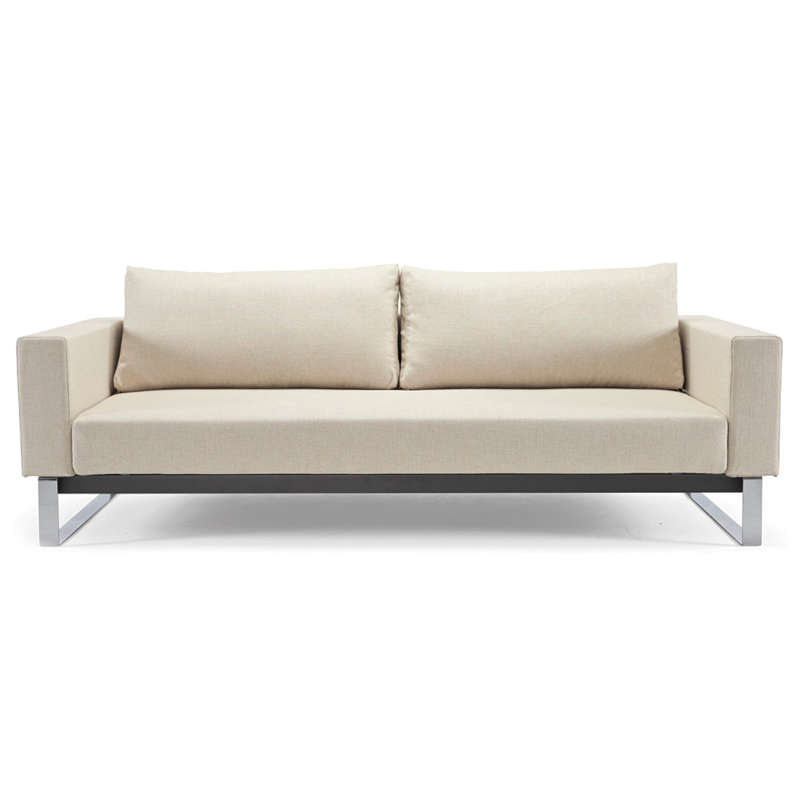 modern sleeper sofa under 1000 sleek bed mattress new fabric round b098