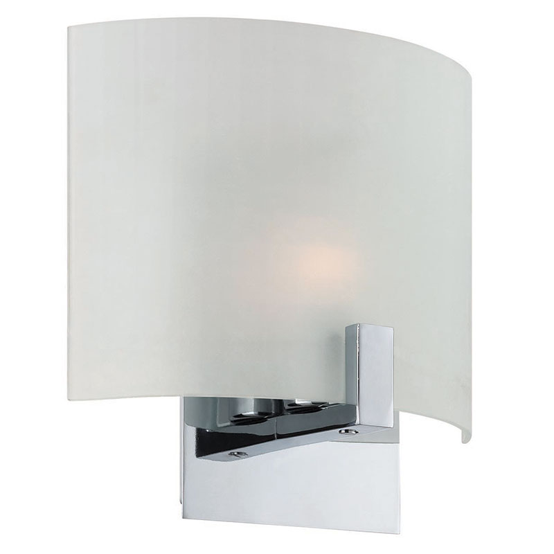 Modern wall light fixture Exterior Caswell Modern Wall Sconce Imall Modern Wall Lighting Contemporary Sconces Eurway