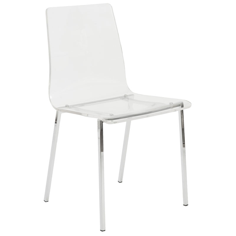 Chandler Acrylic Dining Chair