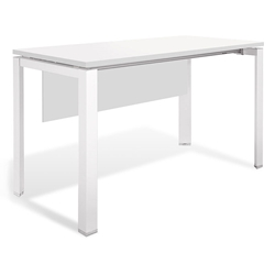 Copenhagen 500 Collection Modern Desk in White