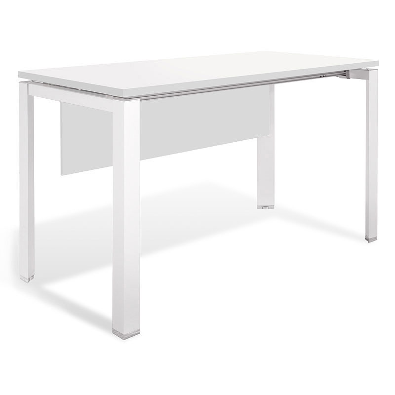 Call To Order Copenhagen Modern Desk In White