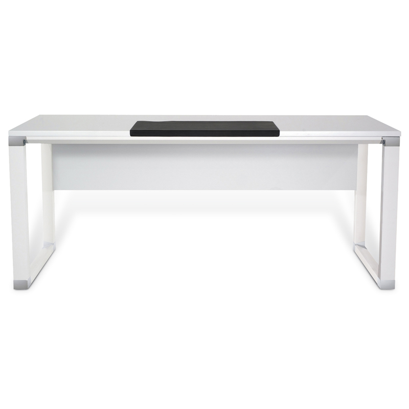 Call To Order · Modern White Desks   Copenhagen White Executive Desk