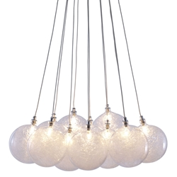 Cosmos hanging lamp