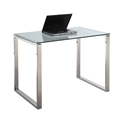 Small Computer Desks - Crowley Small Modern Desk