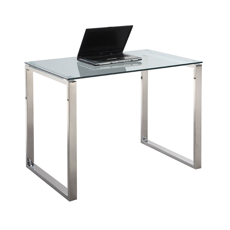 Small Modern Computer Desk Pleasing Modern Desks  Crowley Small Desk  Eurway Furniture Inspiration