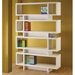 Cubic Bookcase in White