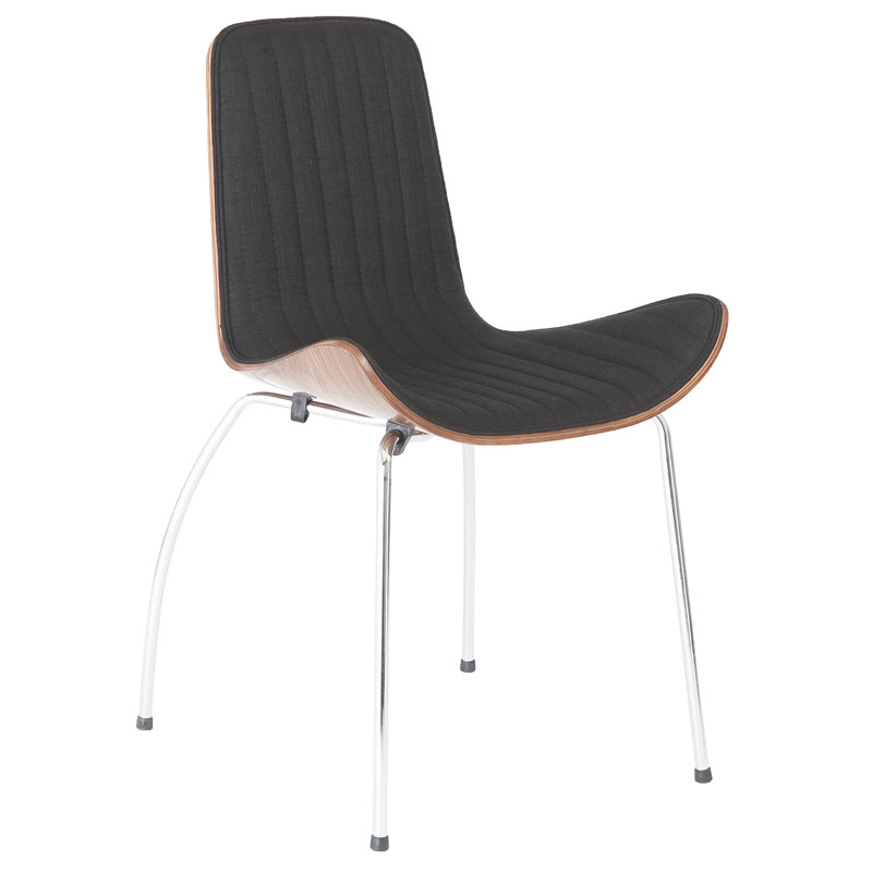 Curt Dining Chair in Black