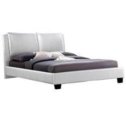 Modern Bed modern beds + contemporary platform bed frames | eurway
