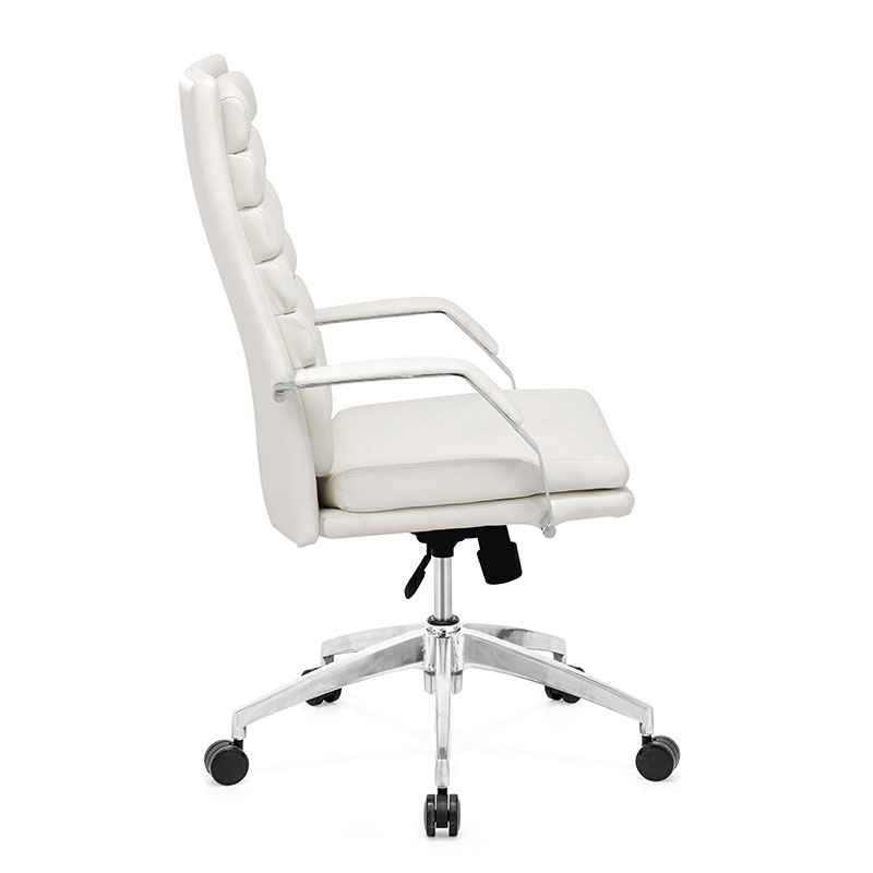 Delta Executive Office Chair in White