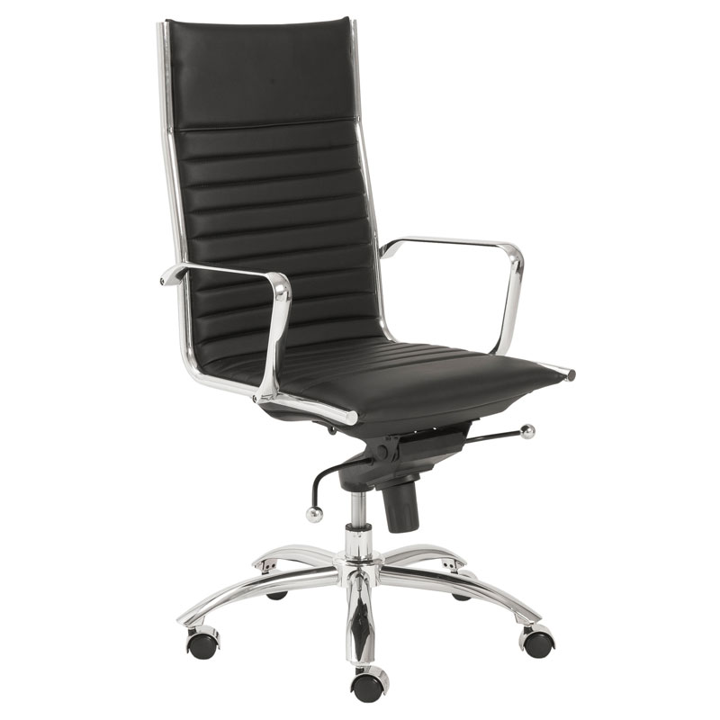 drake high back office chair