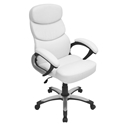 Dorsten Modern Office Chair in White