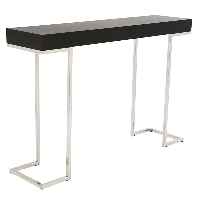 duvall console table modern console tables eurway. Black Bedroom Furniture Sets. Home Design Ideas