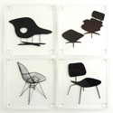 Eames Coaster Set