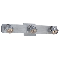 Eaton Triple LED Wall Light