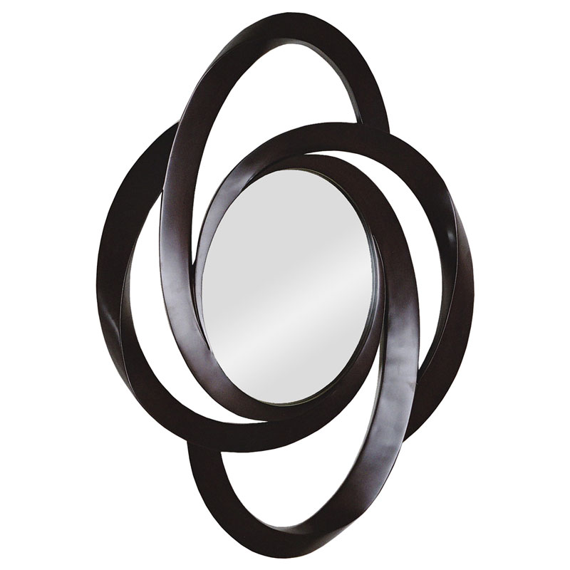 ellipse contemporary mirror