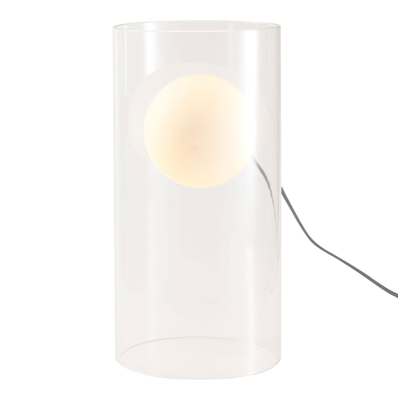 float modern table lamp