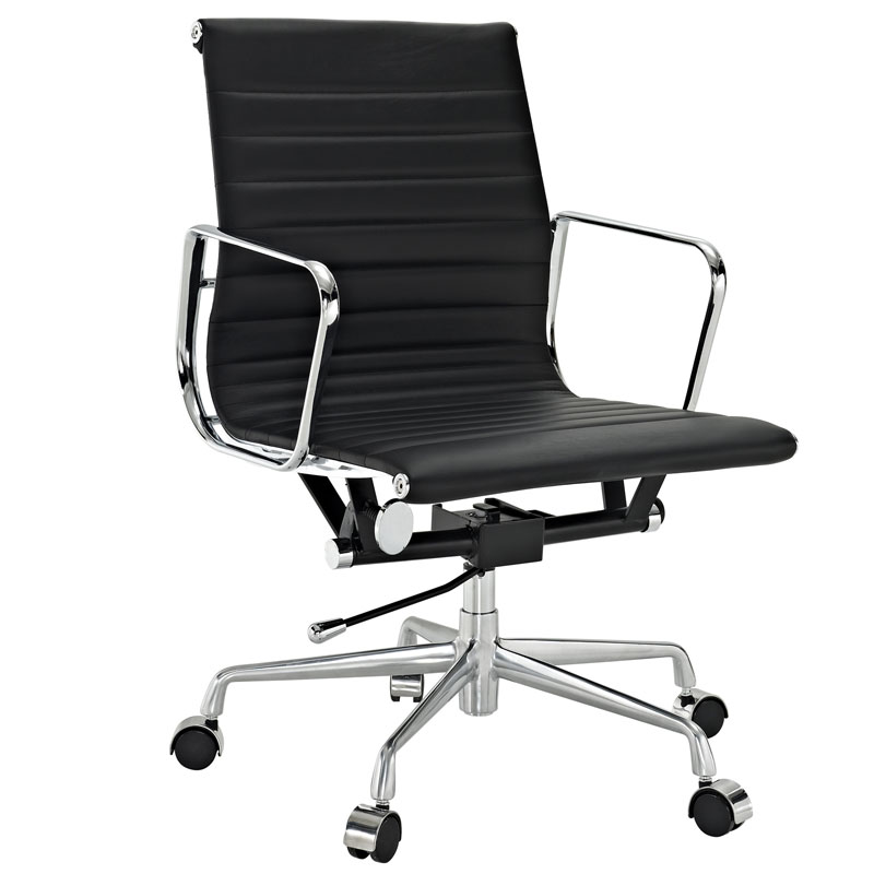Call To Order · Explorer Low Back Office Chair In Black