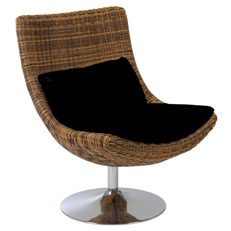 ferrara swivel chair