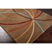 Fowler Tan Modern Contemporary Rug