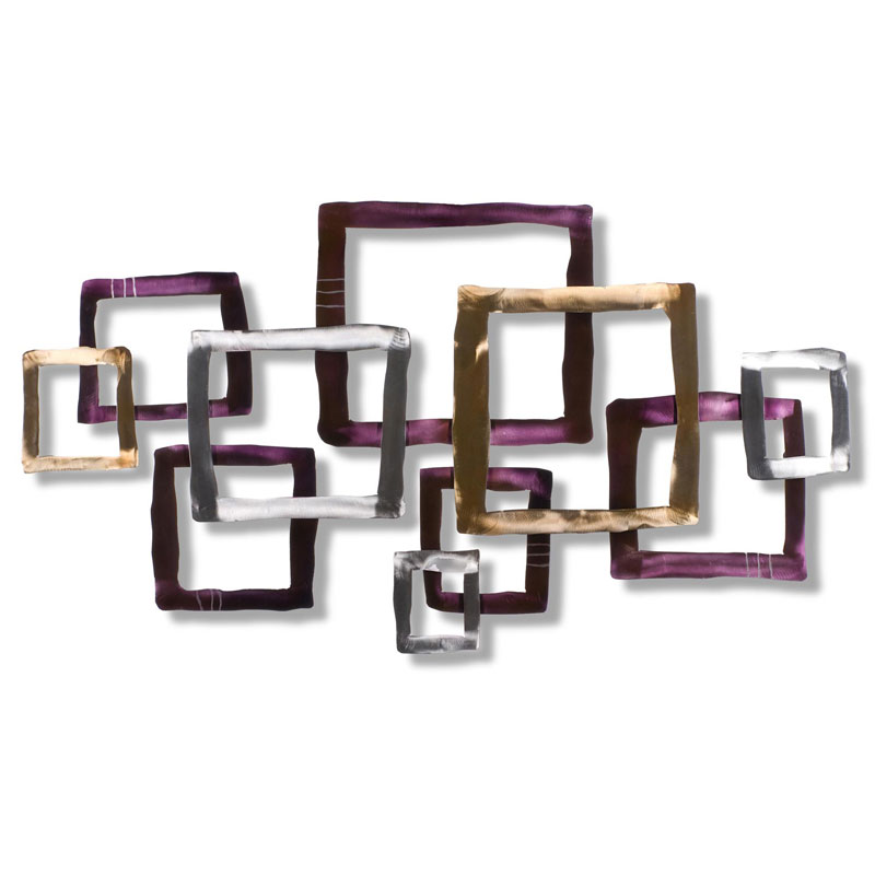 Frames Wall Sculpture