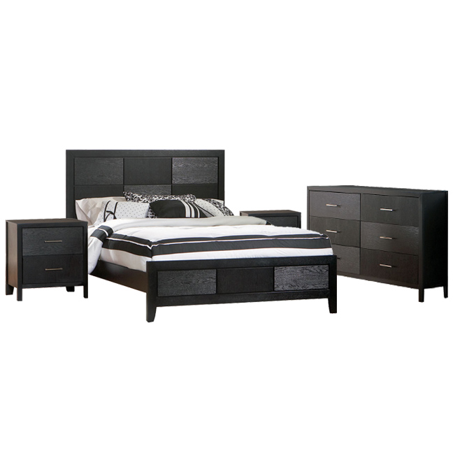 Ghent Contemporary Bedroom Set