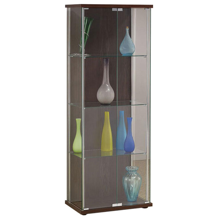 Call To Order · Glasgow Modern Curio Cabinet