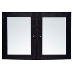 Series 100 Glass Hutch Doors