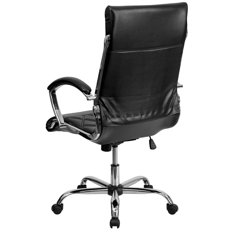 Gordon High Back Office Chair - Back View - Back