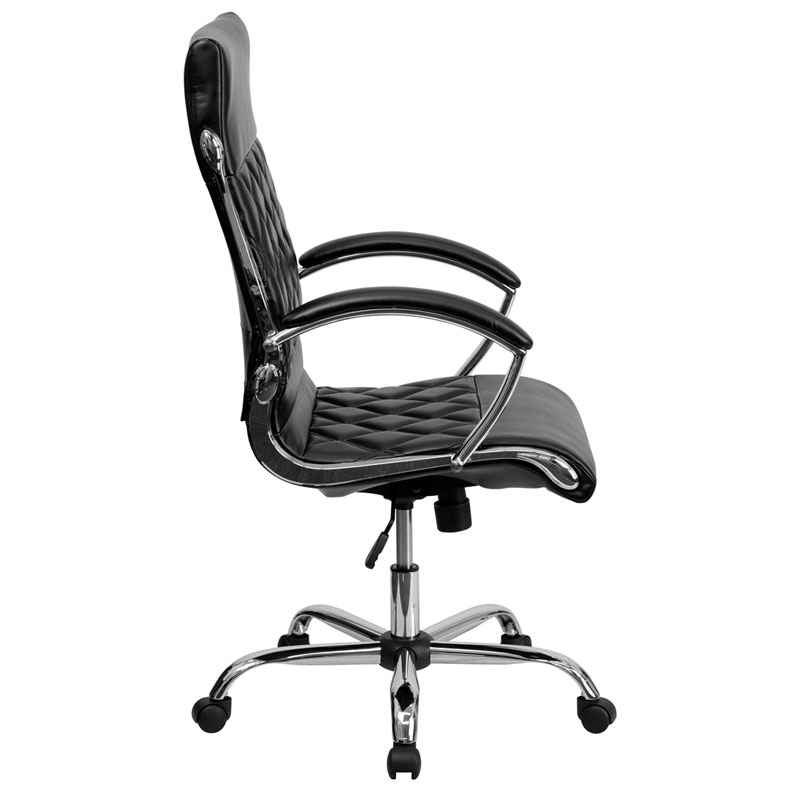 Gordon High Back Office Chair - Back View