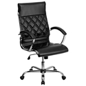 Gordon High Back Office Chair in Black