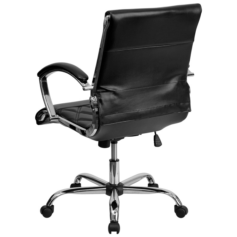 Gordon Low Back Office Chair - Back View - Back