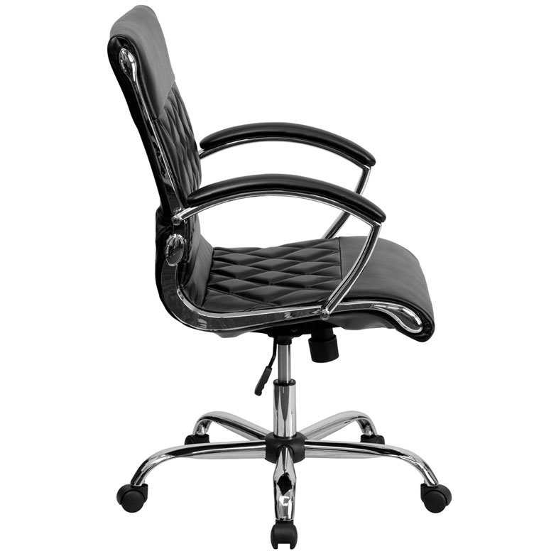 Gordon Low Back Office Chair - Back View