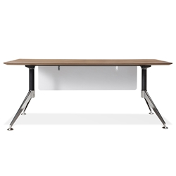 Gothenburg 71 Inch Desk in Walnut