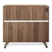 Gothenburg Lateral File Cabinet in Walnut