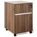 Gothenburg Mobile File Cabinet - Walnut
