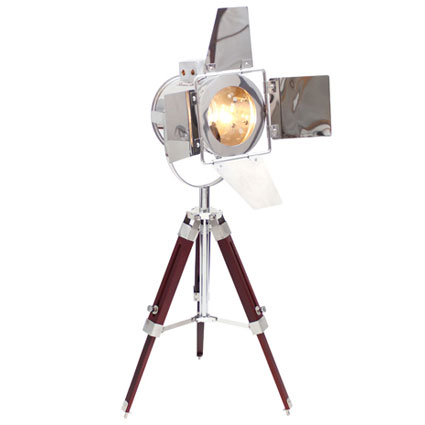 Call To Order · Hollywood Retro Table Lamp