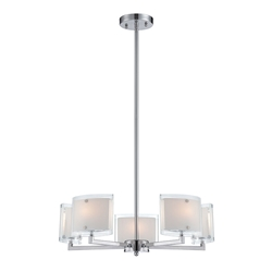 Ingram Modern 5-Light Chandelier