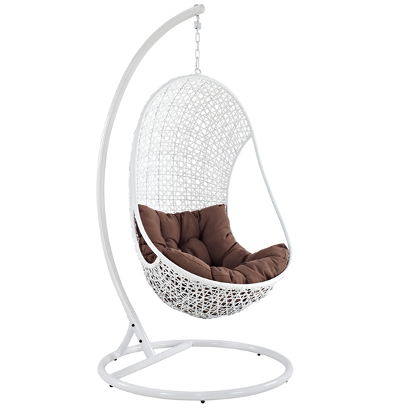 islander outdoor hanging chair