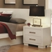 Jess Nightstand in White