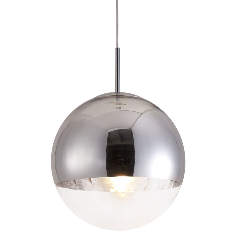 spherical hanging lamp
