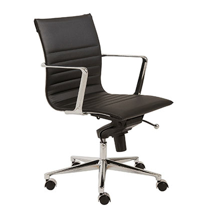 kyell low back office chair