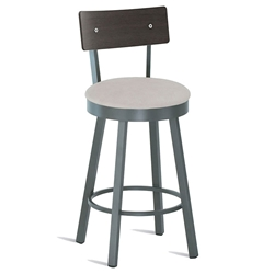 Lauren Modern Bar Stool by Amisco