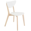 metz modern dining chair