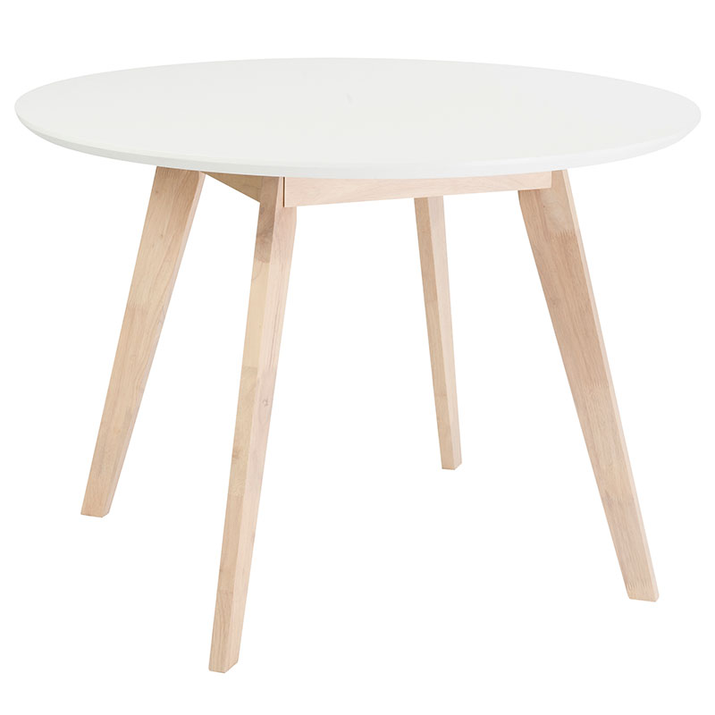 Modern Dining Tables Metz Round Dining Table Eurway - Round modern dining table