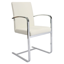 madison modern arm chair