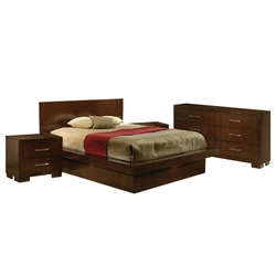 Jess Platform Bedroom Set